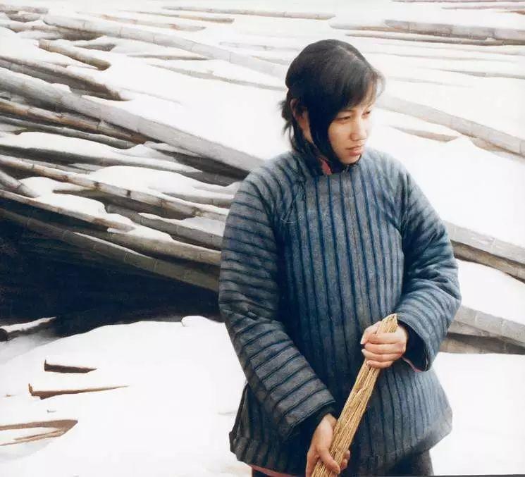 描绘早期中国的油画作品插图65