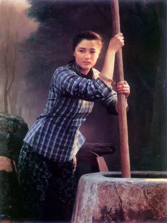 描绘早期中国的油画作品插图67
