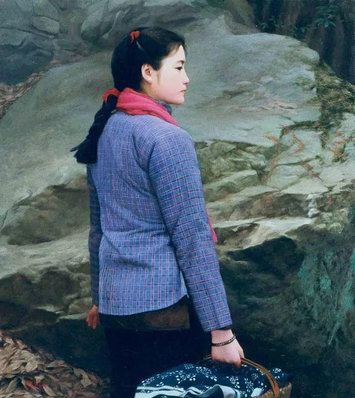 描绘早期中国的油画作品插图91
