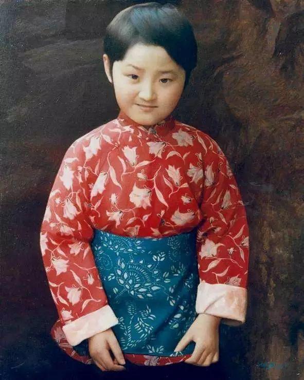 描绘早期中国的油画作品插图95