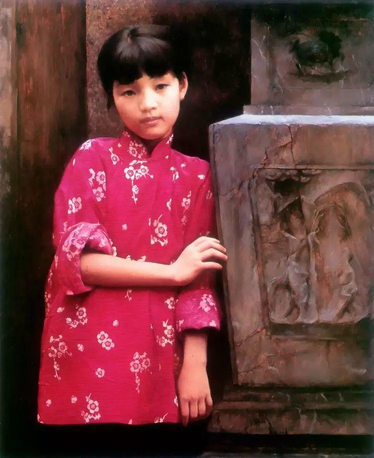 描绘早期中国的油画作品插图101
