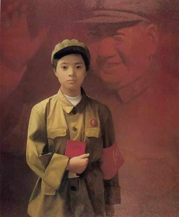 描绘早期中国的油画作品插图107