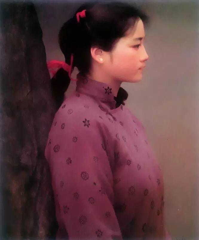 描绘早期中国的油画作品插图129