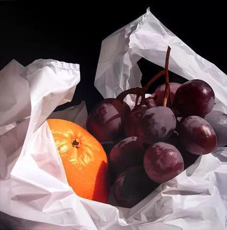 Pedro Campos超写实静物油画作品欣赏插图3