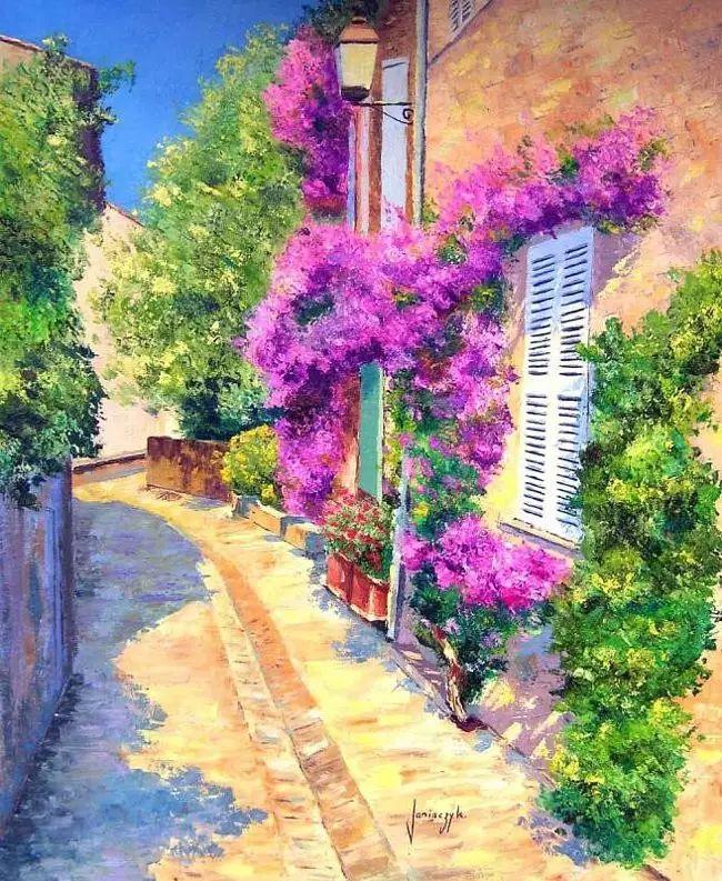 普罗旺斯的风景 法国Jean Marc Janiaczyk作品插图19