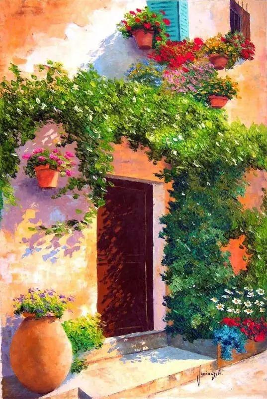 普罗旺斯的风景 法国Jean Marc Janiaczyk作品插图21