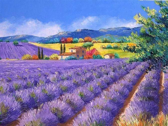 普罗旺斯的风景 法国Jean Marc Janiaczyk作品插图39