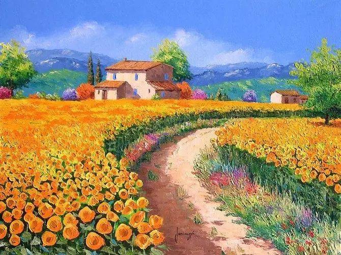 普罗旺斯的风景 法国Jean Marc Janiaczyk作品插图45
