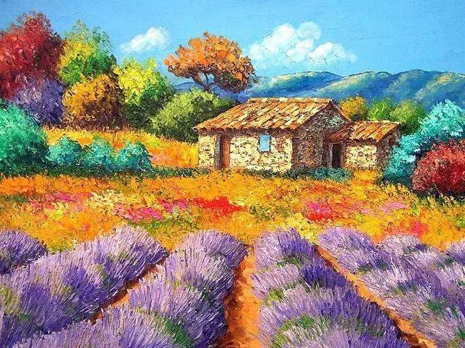 普罗旺斯的风景 法国Jean Marc Janiaczyk作品插图59