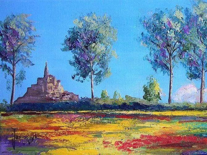 普罗旺斯的风景 法国Jean Marc Janiaczyk作品插图61