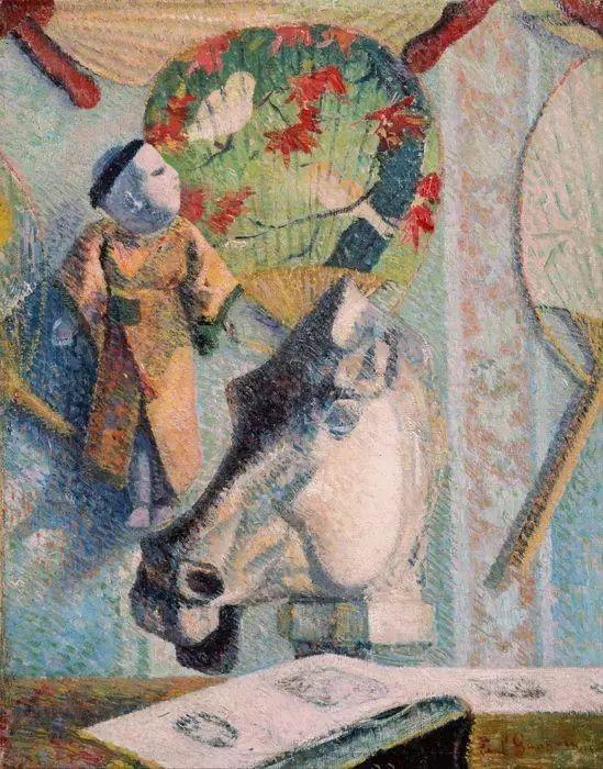 后期印象派三大巨匠之一保罗·高更插图11