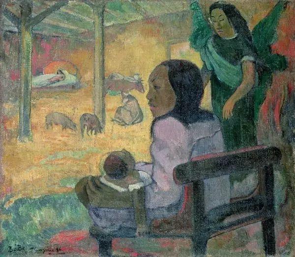 后期印象派三大巨匠之一保罗·高更插图19