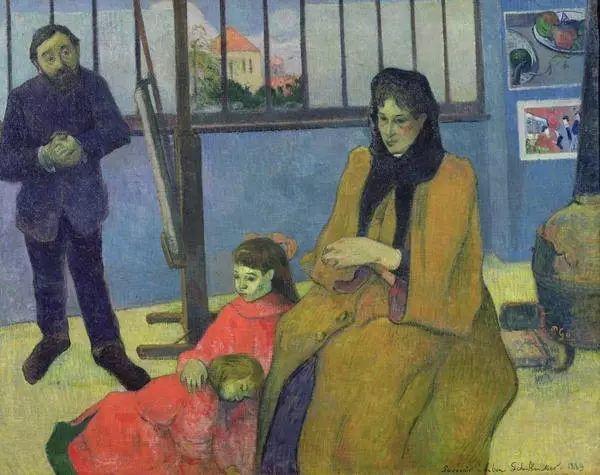 后期印象派三大巨匠之一保罗·高更插图33