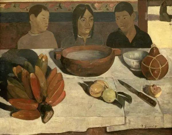 后期印象派三大巨匠之一保罗·高更插图45
