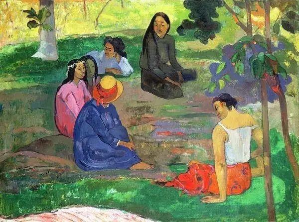 后期印象派三大巨匠之一保罗·高更插图57