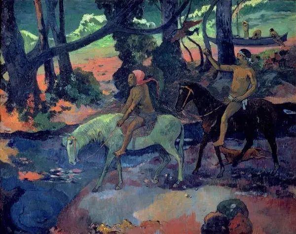后期印象派三大巨匠之一保罗·高更插图63