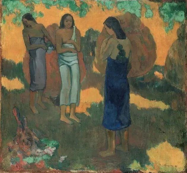 后期印象派三大巨匠之一保罗·高更插图75