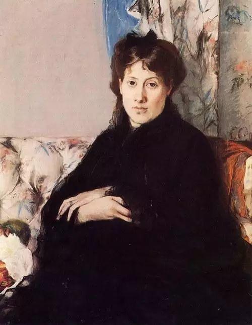 法国印象派最出色女画家Berthe Morisot插图3