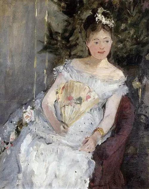 法国印象派最出色女画家Berthe Morisot插图7