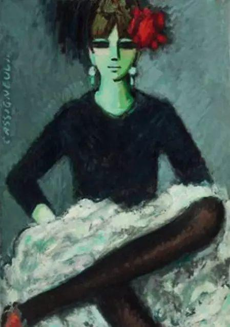 法国Jean Pierre Cassigneul油画作品插图11