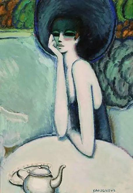 法国Jean Pierre Cassigneul油画作品插图12