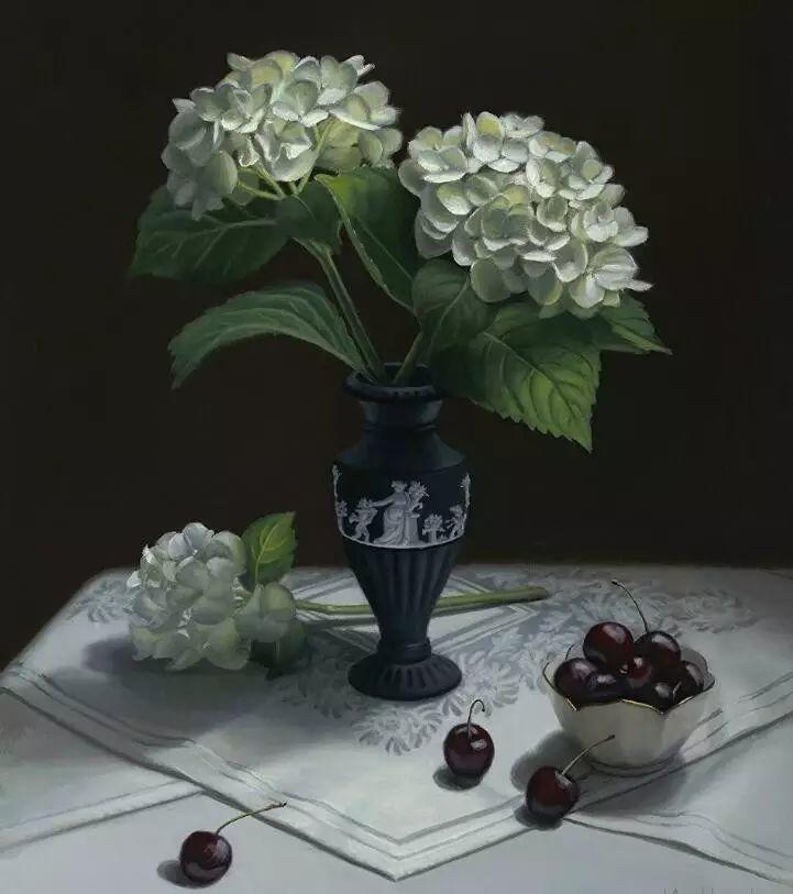美国女画家Jeanne Leemon静物画欣赏插图3