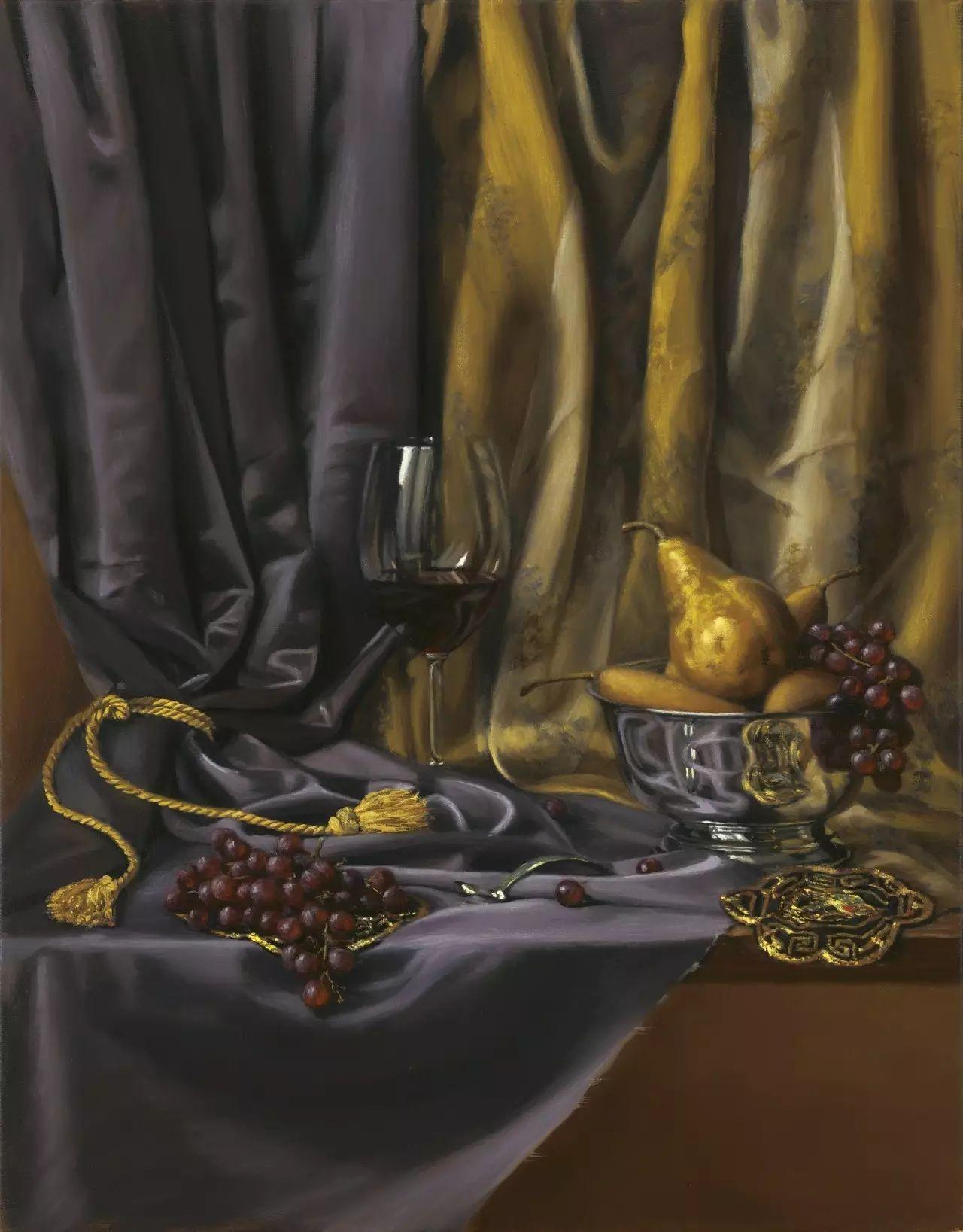 美国女画家Jeanne Leemon静物画欣赏插图19