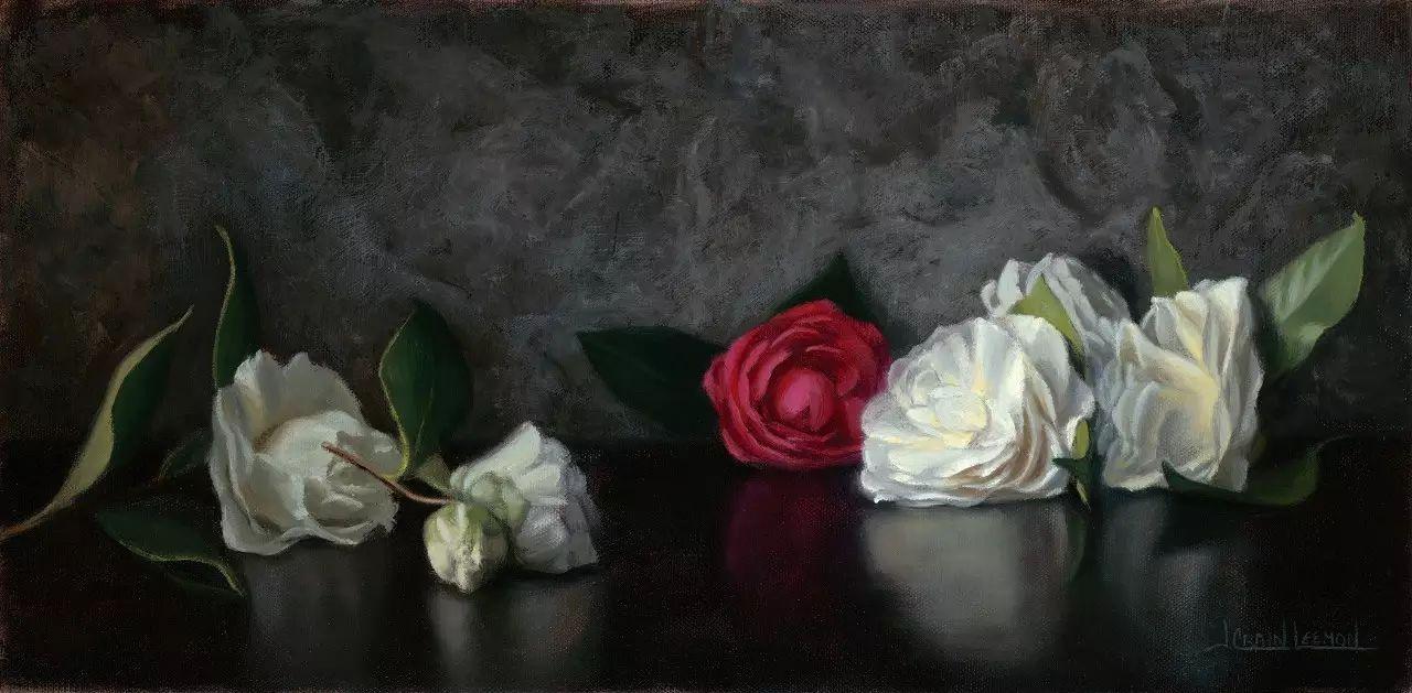 美国女画家Jeanne Leemon静物画欣赏插图31