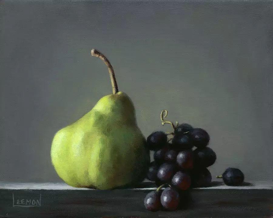美国女画家Jeanne Leemon静物画欣赏插图35