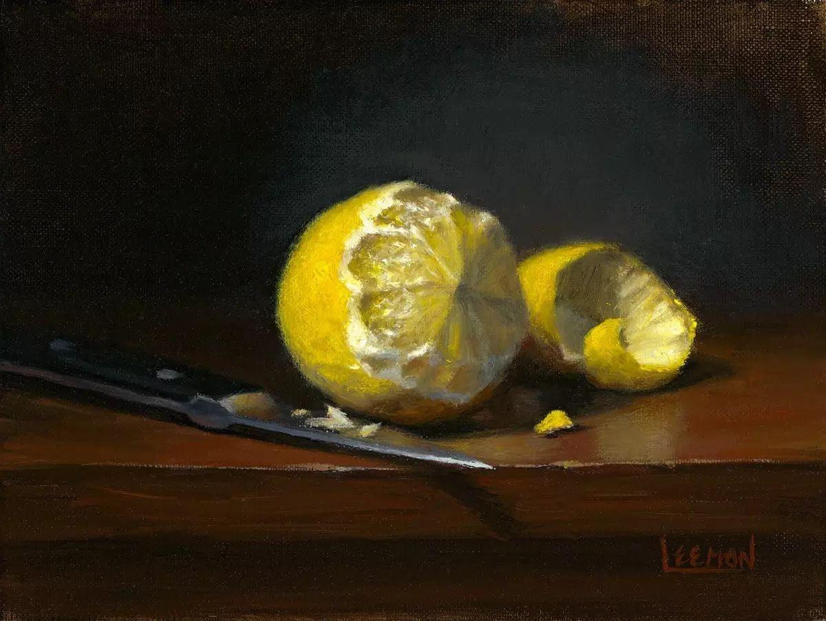 美国女画家Jeanne Leemon静物画欣赏插图45
