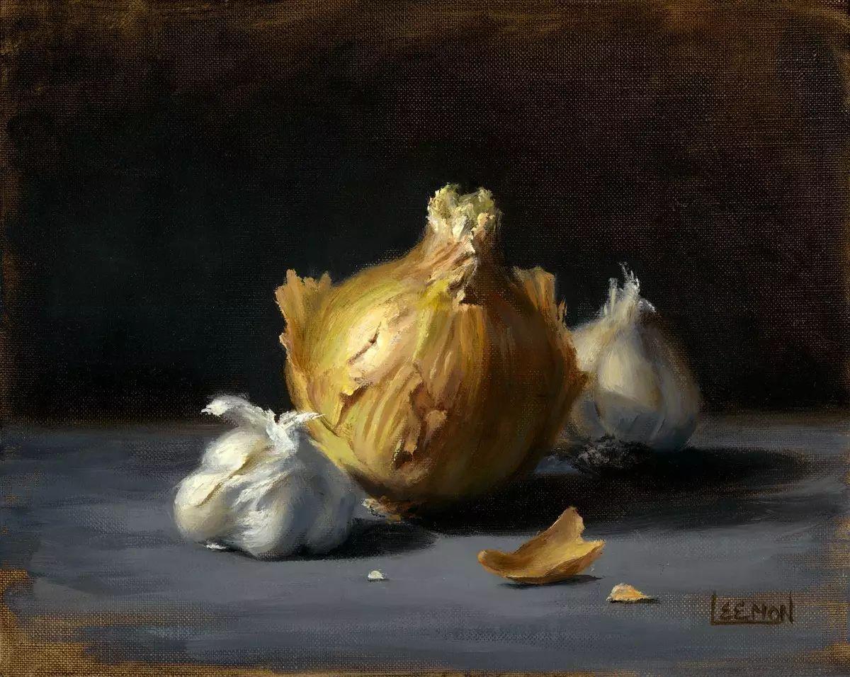 美国女画家Jeanne Leemon静物画欣赏插图47
