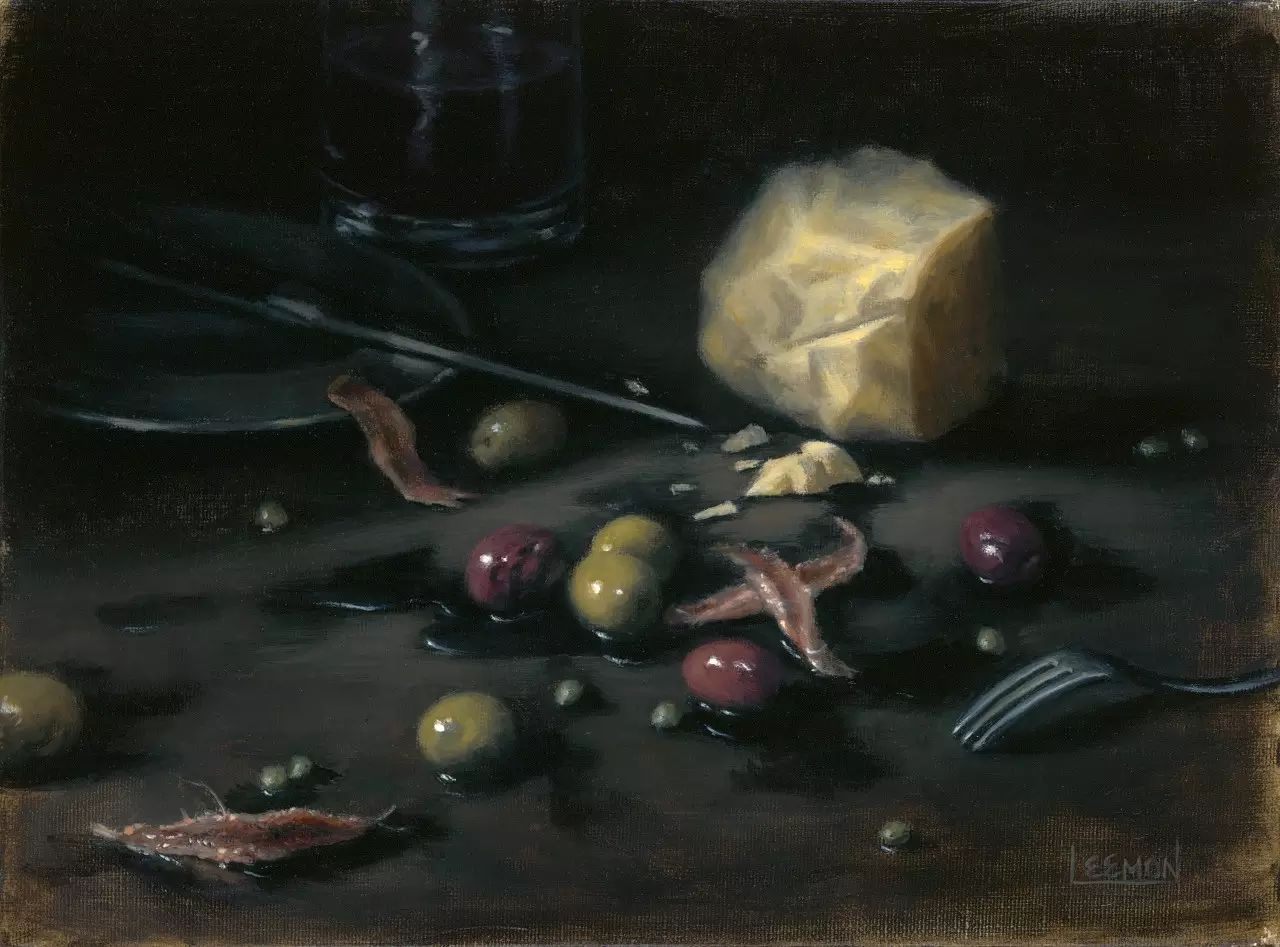 美国女画家Jeanne Leemon静物画欣赏插图61