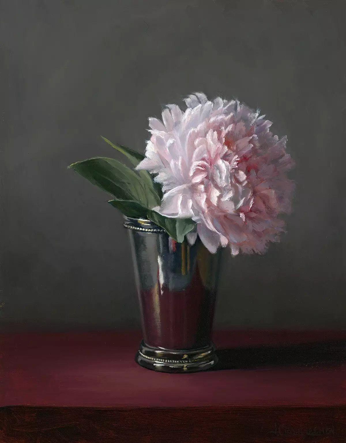 美国女画家Jeanne Leemon静物画欣赏插图67