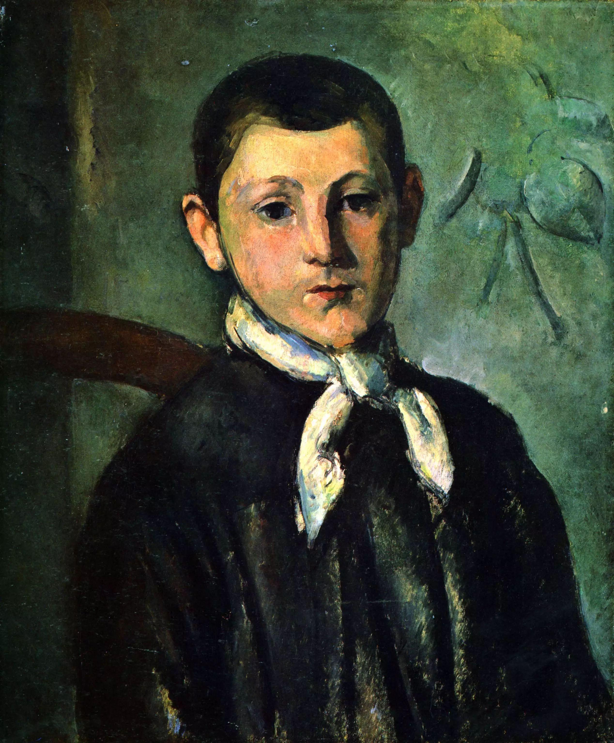 法国著名画家保罗·塞尚油画作品插图5