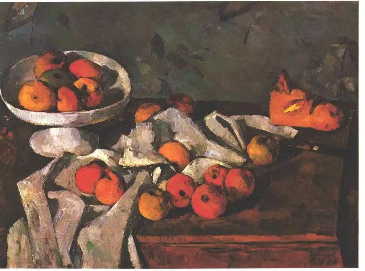 法国著名画家保罗·塞尚油画作品插图7