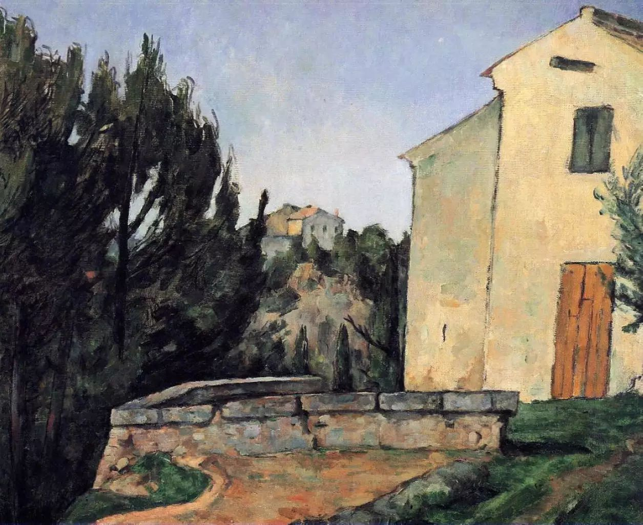 法国著名画家保罗·塞尚油画作品插图11
