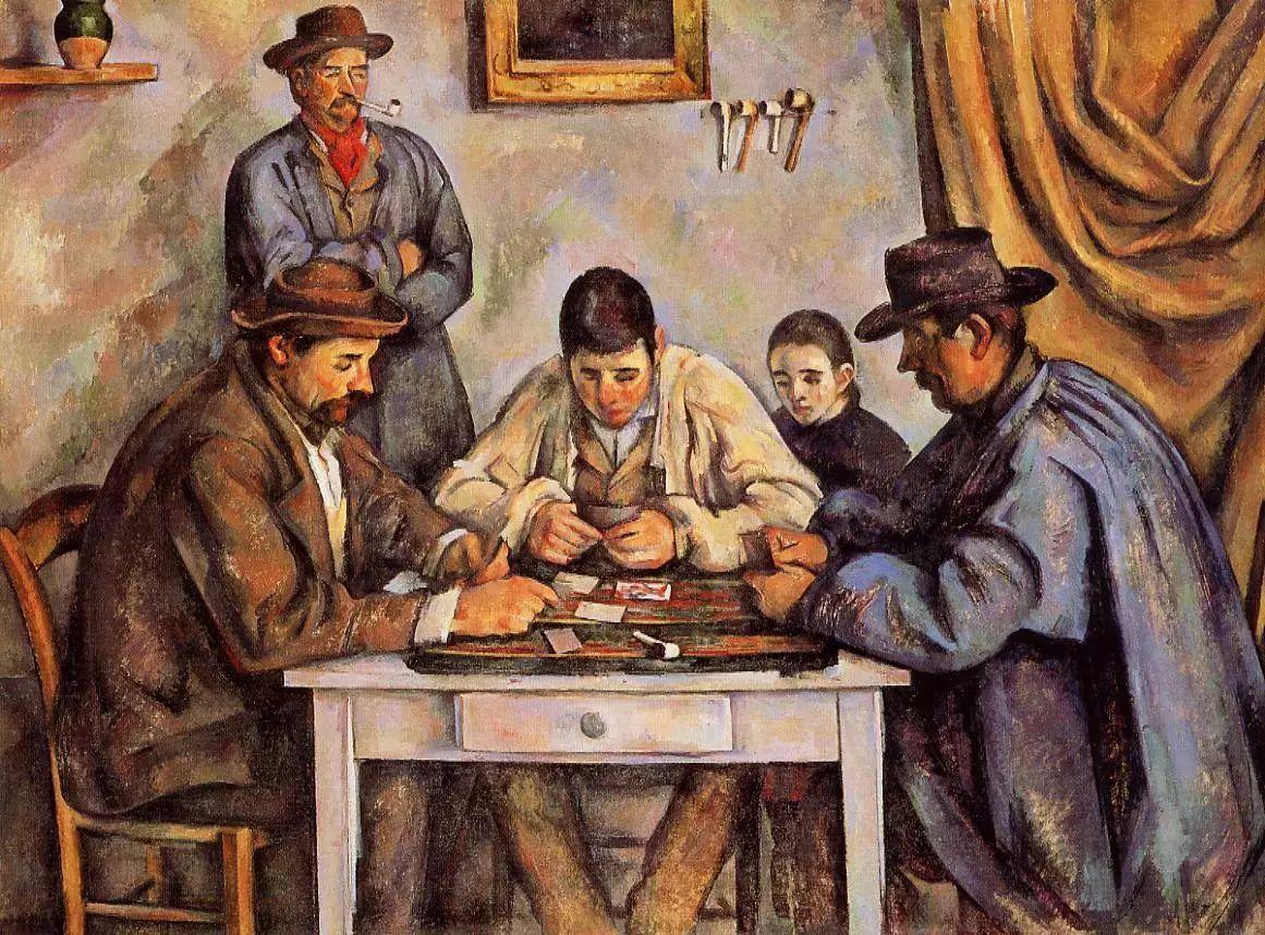法国著名画家保罗·塞尚油画作品插图13