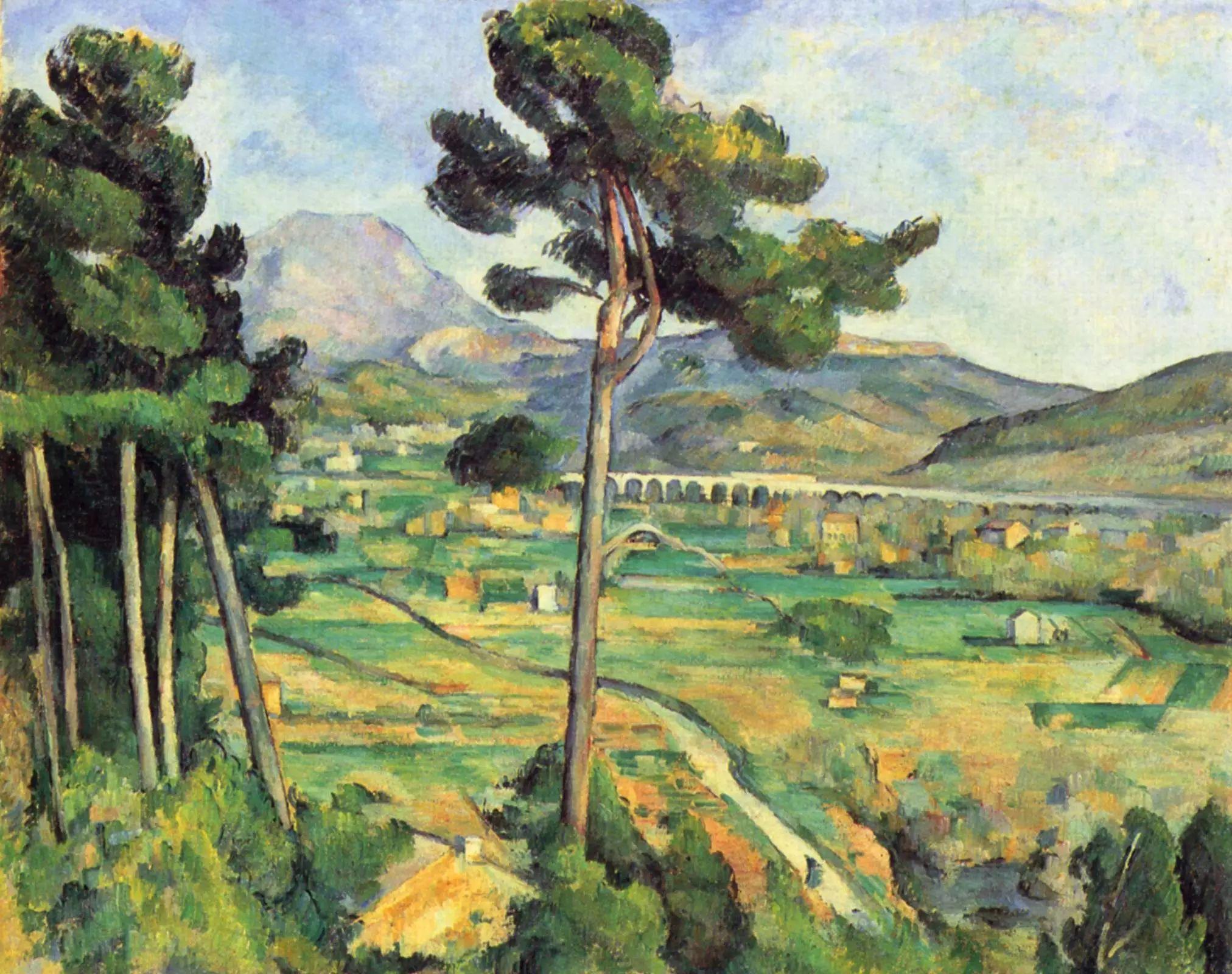 法国著名画家保罗·塞尚油画作品插图15