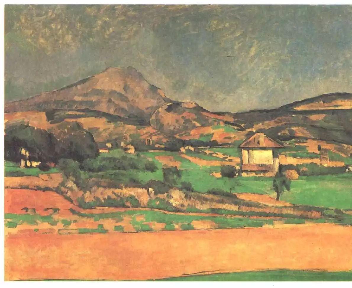 法国著名画家保罗·塞尚油画作品插图21
