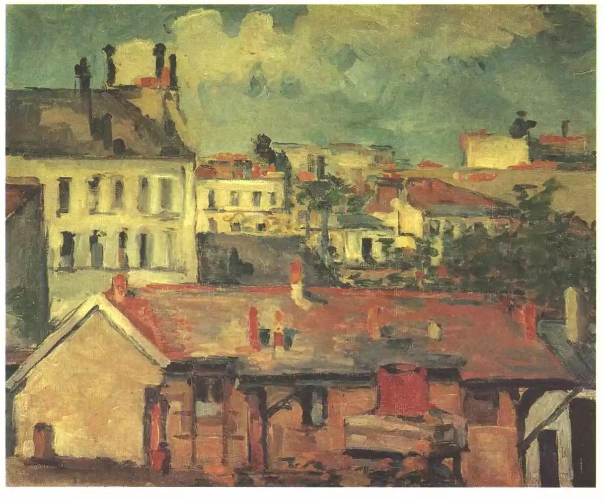 法国著名画家保罗·塞尚油画作品插图25