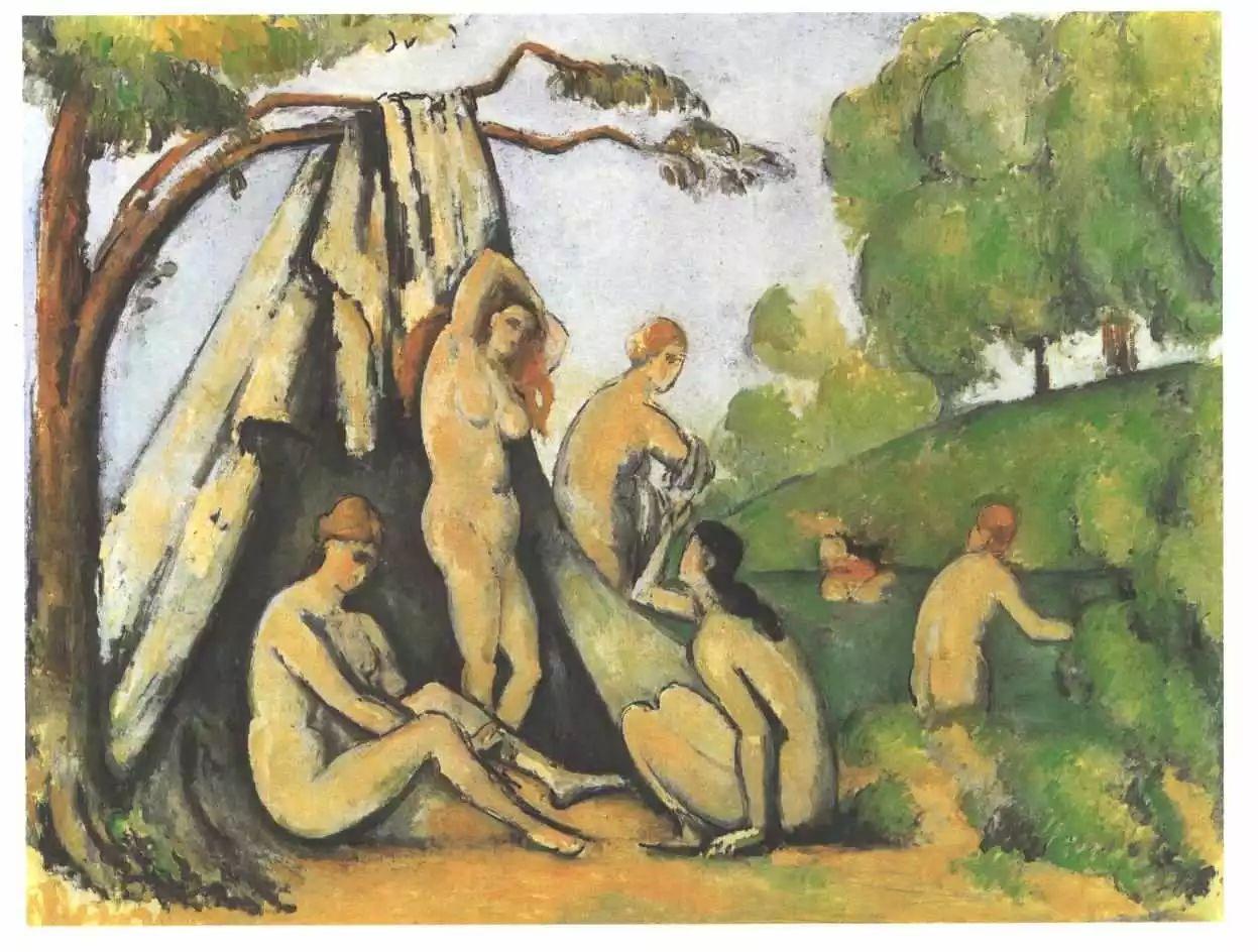 法国著名画家保罗·塞尚油画作品插图27