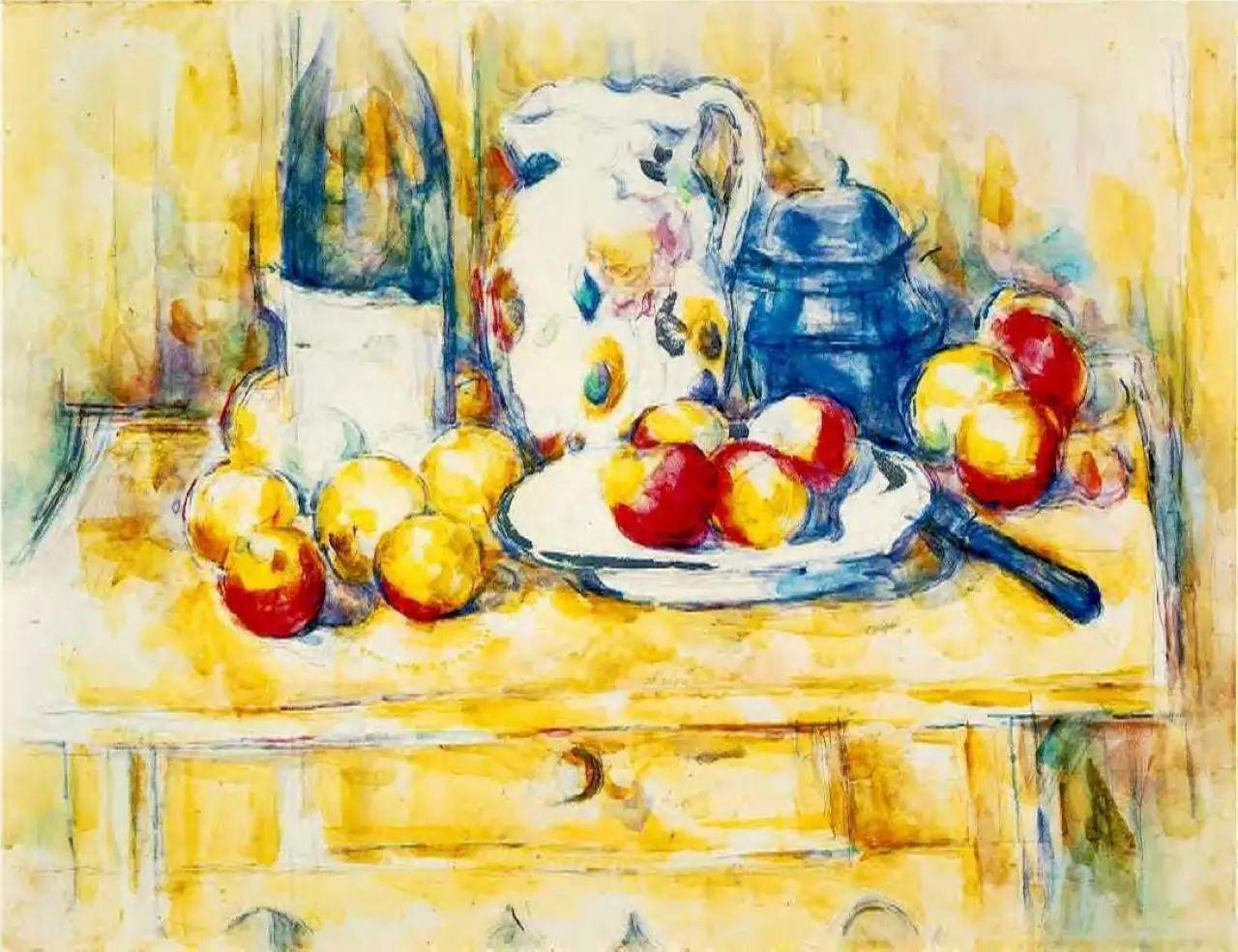 法国著名画家保罗·塞尚油画作品插图35