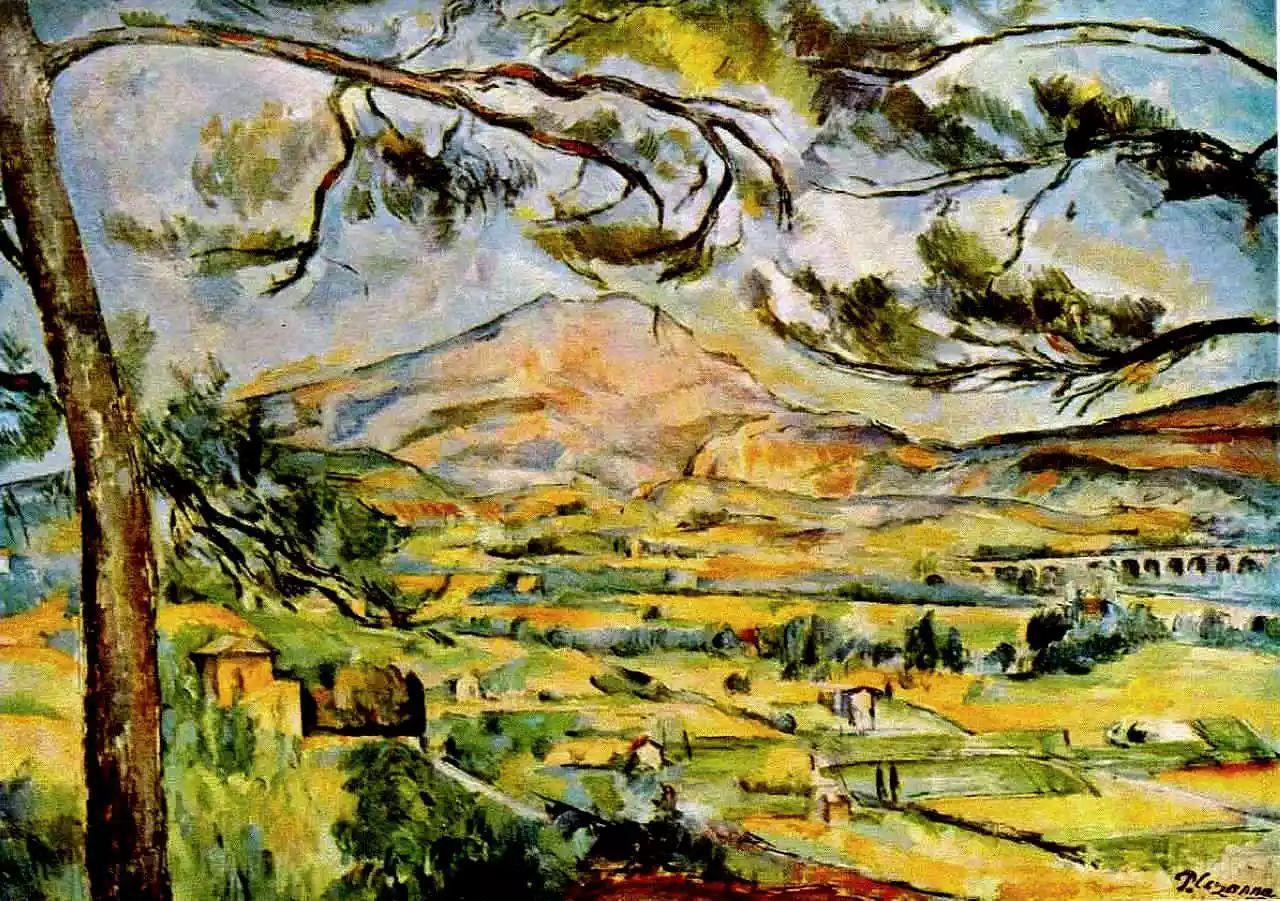 法国著名画家保罗·塞尚油画作品插图39
