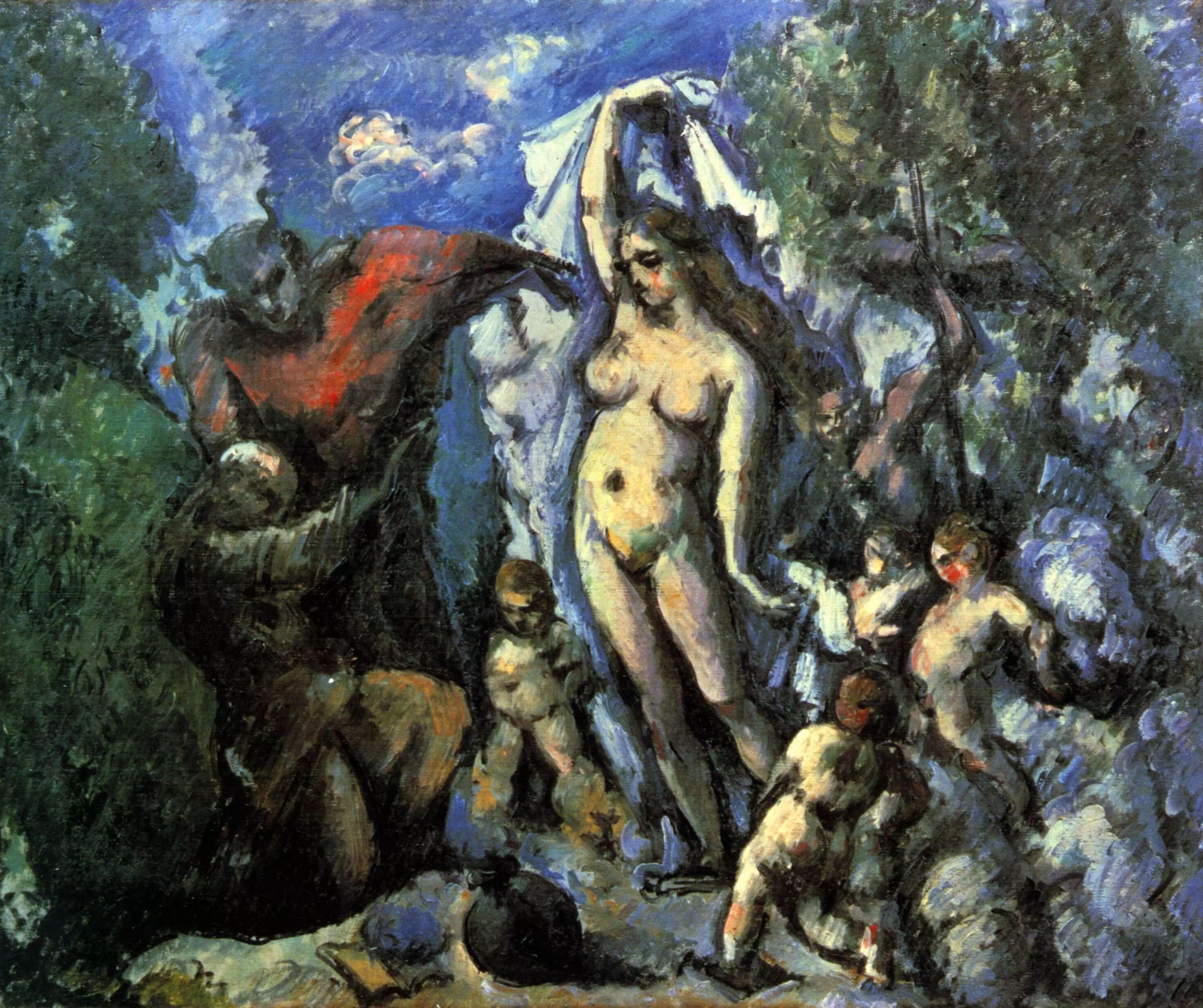 法国著名画家保罗·塞尚油画作品插图41
