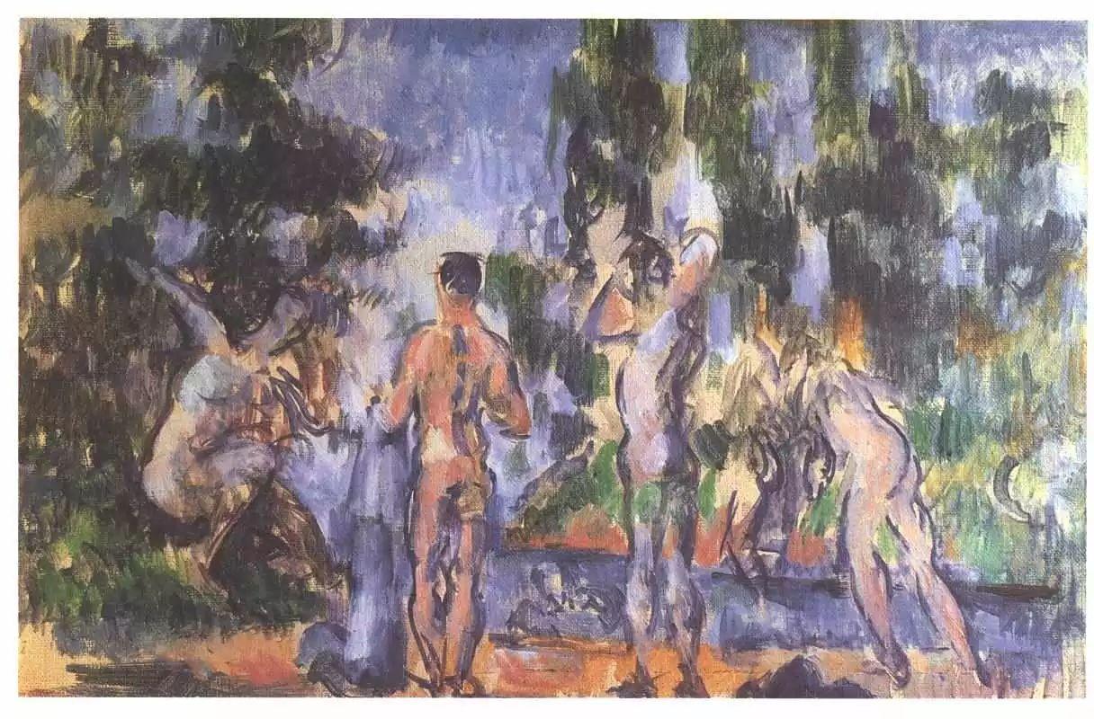法国著名画家保罗·塞尚油画作品插图45