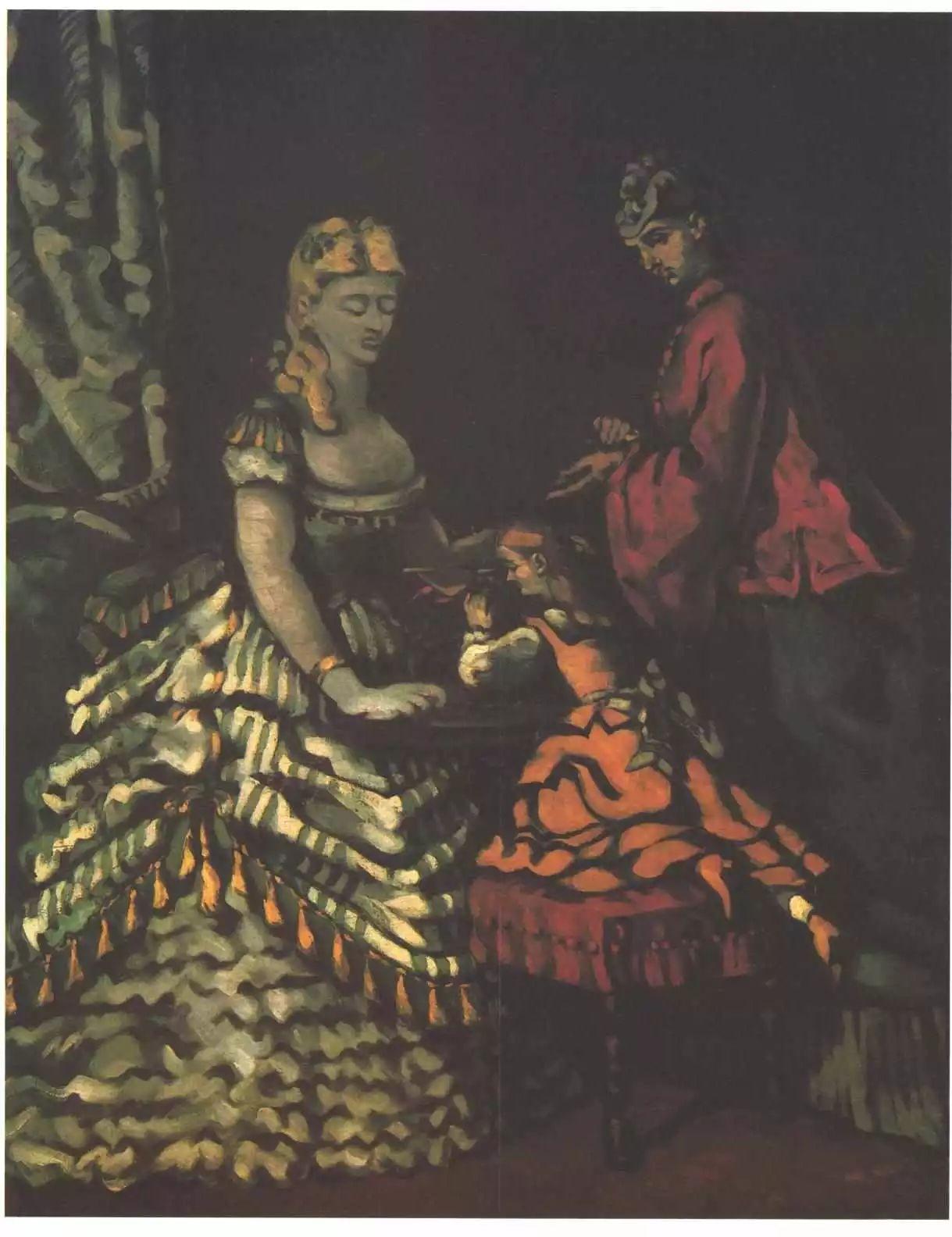 法国著名画家保罗·塞尚油画作品插图47