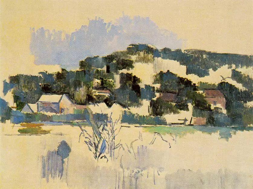 法国著名画家保罗·塞尚油画作品插图57
