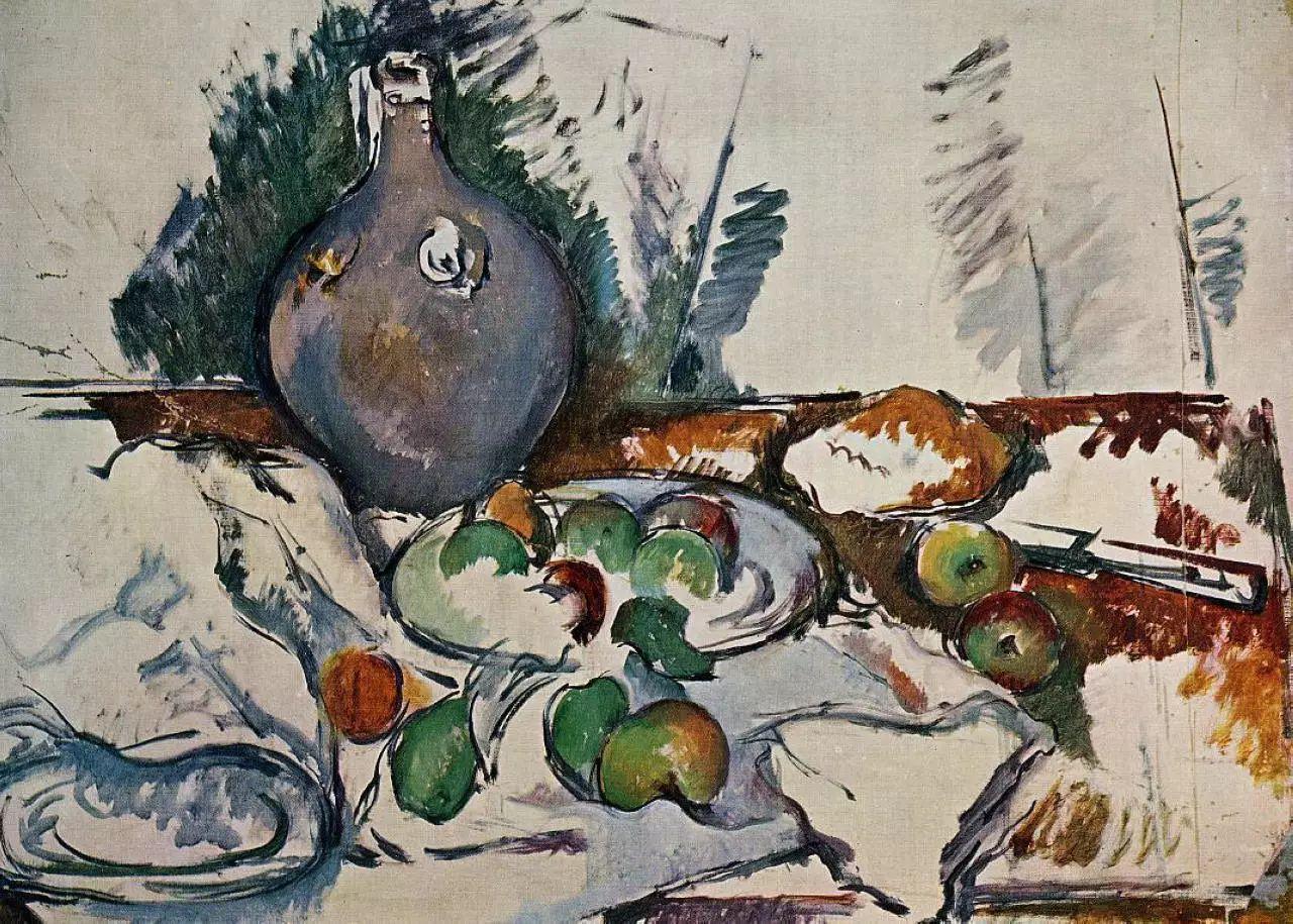法国著名画家保罗·塞尚油画作品插图61