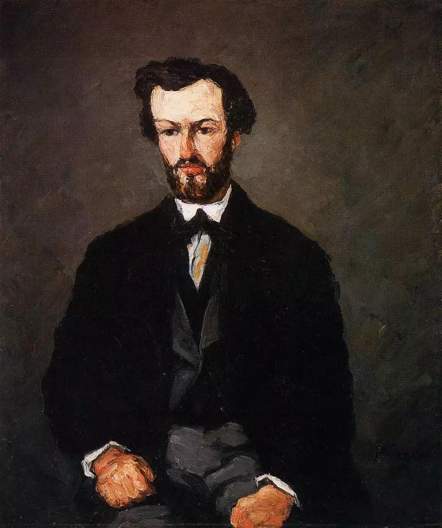 法国著名画家保罗·塞尚油画作品插图63