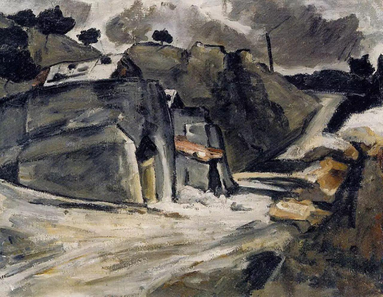 法国著名画家保罗·塞尚油画作品插图65